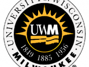 Seal of the University of Wisconsin–Milwaukee