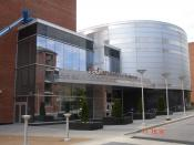 English: The FedEx Institute of Technology is a major research contributor in the areas of Supply Chain Management, robotics, and intelligent systems.