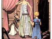Illustration from La Gazette du Bon Ton, 1922,