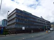 John Dalton Building, Manchester