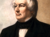 English: Portrait of Millard Fillmore.
