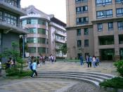 Centre of Chinese Culture University campus
