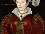 Catherine Parr (1512-1548), last and sixth wife of Henry VIII of England. See source website for additional information. This set of images was gathered by User:Dcoetzee from the National Portrait Gallery, London website using a special tool. All images i