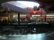 Chinatown, West Edmonton Mall, Edmonton, Alberta, Canada