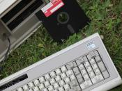 IBM Portable Personal Computer :: Retrocomputing on the green