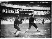 [Christy Mathewson, New York, NL - World Series batting practice (baseball)]  (LOC)