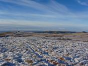 The view from Baugh Fell