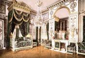 Château of Fontainebleau, bedroom of Napoleon I