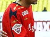 Yuri Zhirkov, Russian footballer.