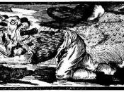 A German woodcut of werewolf from 1722.