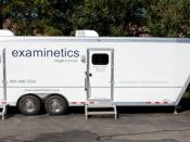 Mobile Occupational Health Screening Unit (8 person unit)