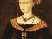 Elizabeth Woodville (1437–92), Queen Consort of Edward IV of England