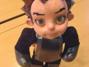Zeno - Robotic Friend