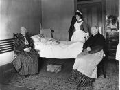 Ladies Benevolent Institution, Montreal, QC, 1909