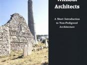 Architecture Without Architects cover