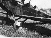 Hester's Curtiss Canuck