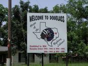 Douglass Welcome