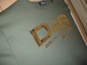 English: D*G T-shirt