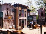 English: The former Wild Wild West Stunt Show at Universal Studios Orlando, now Fear Factor Live.