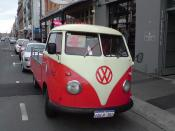 Volkswagen Combi Van - Little Creatures Dining Hall