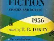 The Best Science Fiction Stories and Novels: 1956