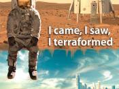 English: Terraforming