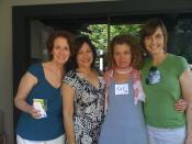 group of women group facilitators