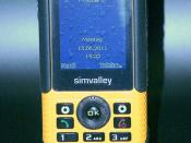Handy-Simvalley-XT-710 V.2