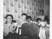 Jim, the Photographer (On the Far Left)