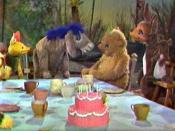 Winnie-the-Pooh and his friends debuted on NBC Television in 1960.