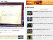 ESPN.com Video Beta Screenshot - 09/07/07