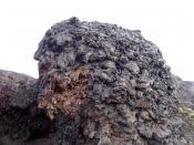 Lava at Krafla