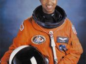 Dr. Mae C. Jemison, First African-American Woman in Space - GPN-2004-00020