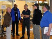 SBA opens Disaster Loan Center in Austell, GA, October 26, 2009
