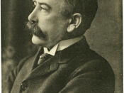 English: The Swiss linguist Ferdinand de Saussure (1857–1913)