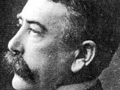 Ferdiand de Saussure, überarbeitet, reworked