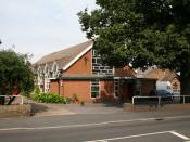 English: Surrey: Our Lady Help of Christians Roman Catholic Church, Old Coulsdon