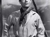 Uppman as Britten's Billy Budd in 1951.