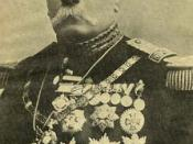 English: Photo of Porfirio Díaz, scanned from early 1910s book