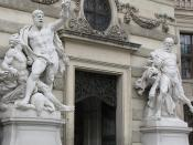 Michaelerplatz - Labours of Hercules