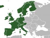 English: Western Europe.
