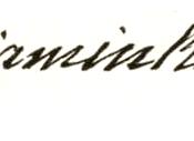 Benjamin Rush's signature