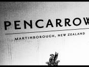 Palliser Estate Pencarrow Sauvignon Blanc Stone Boxes