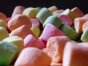English: Marshmallows