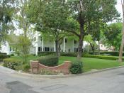 Donnie Darko house north view