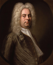 George Frideric Handel, by Balthasar Denner (died 1749), given to the National Portrait Gallery, London in 1923. See source website for additional information. This set of images was gathered by User:Dcoetzee from the National Portrait Gallery, London web