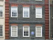 Handel House, 25 Brook Street, London W1 In this house, George Frideric Handel lived from 1723 until his death. It is here that he composed his oratorio Messiah. After a major renovation, the house is home to a museum devoted to Handel's life and work. 19