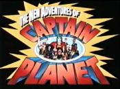 The New Adventures of Captain Planet logo.