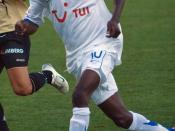 Onyekachi Okonkwo, soccer player FC Zurich