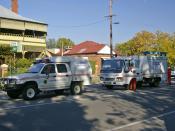 New South Wales State Emergency Service. Wagga Wagga